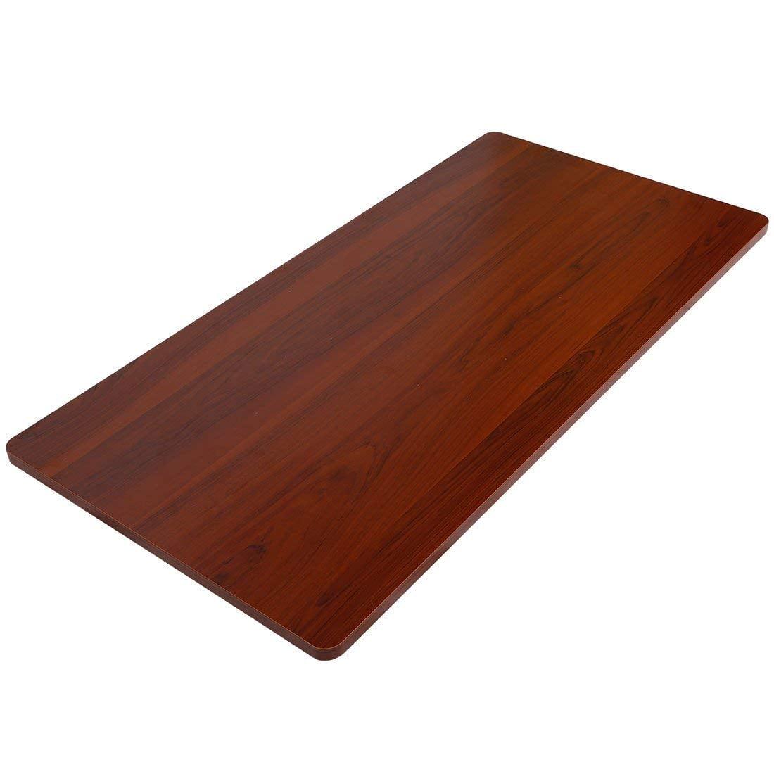 FLEXISPOTオフィステーブル用天板マホガニー