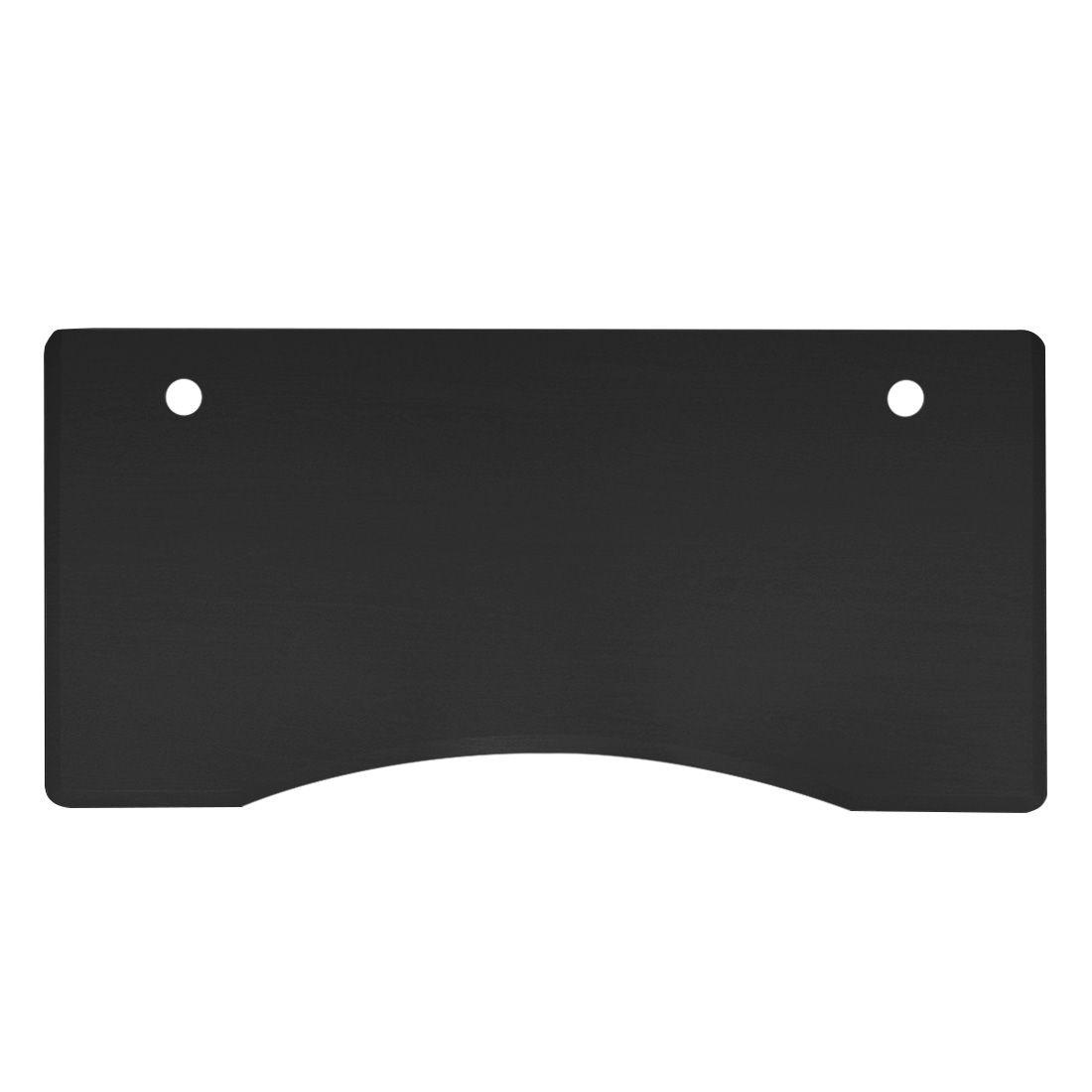 FLEXISPOT人間工学カーブ型天板ブラック