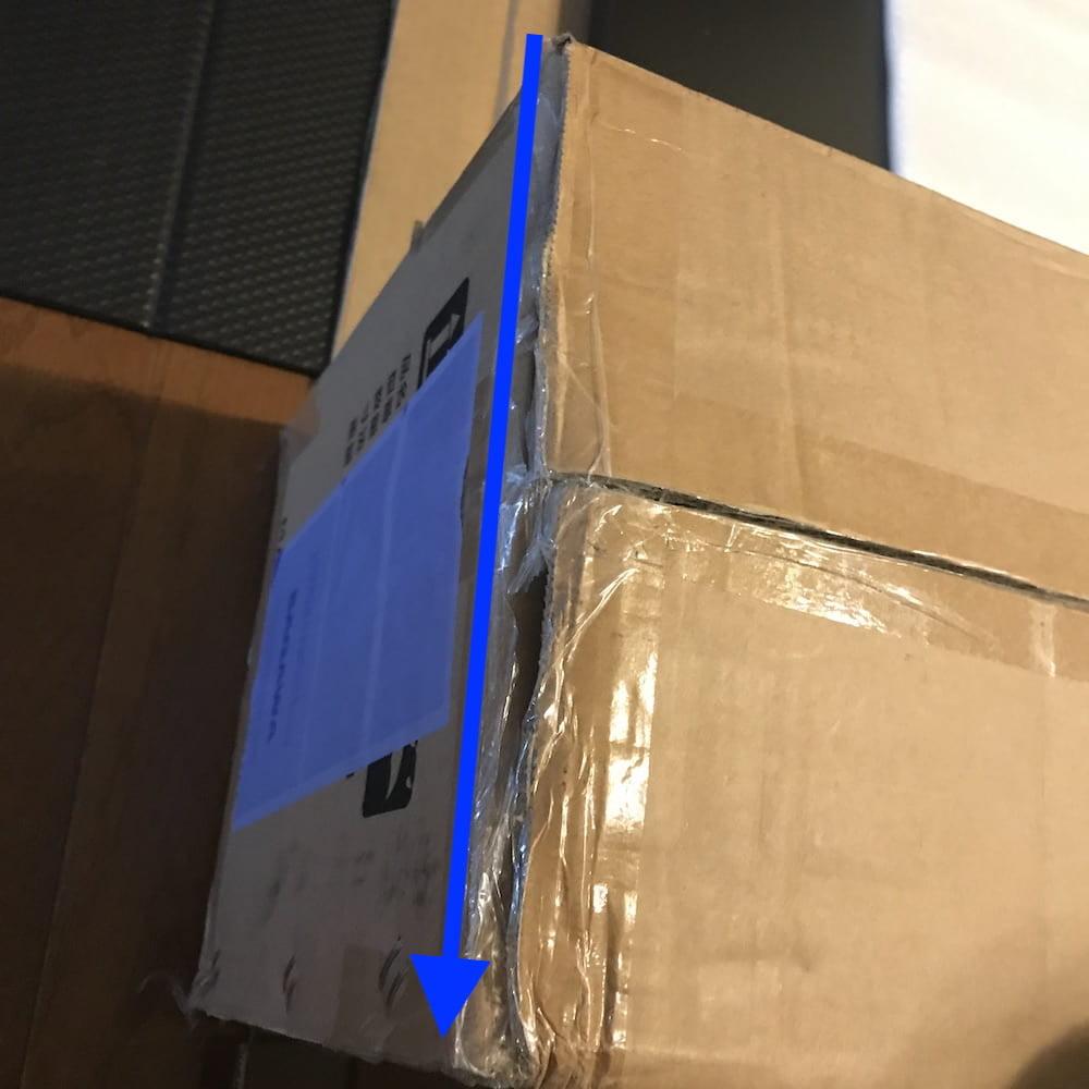 FLEXISPOT E3開封