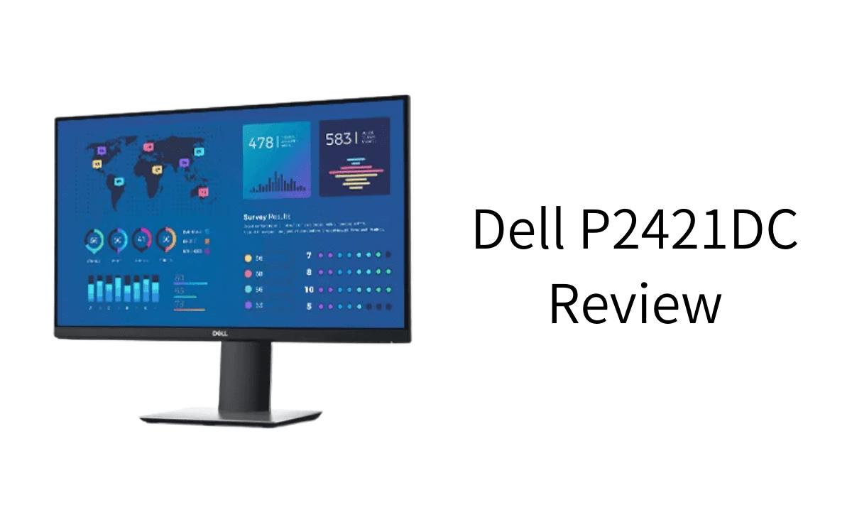 Dell P2421DCレビュー