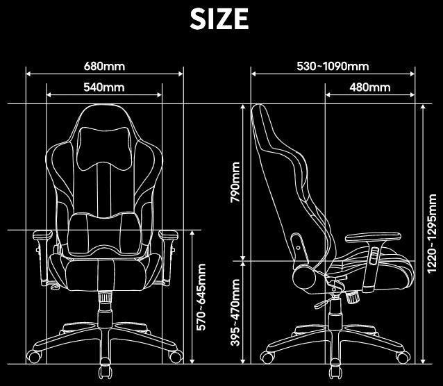 Bauhutte G-550本体サイズ