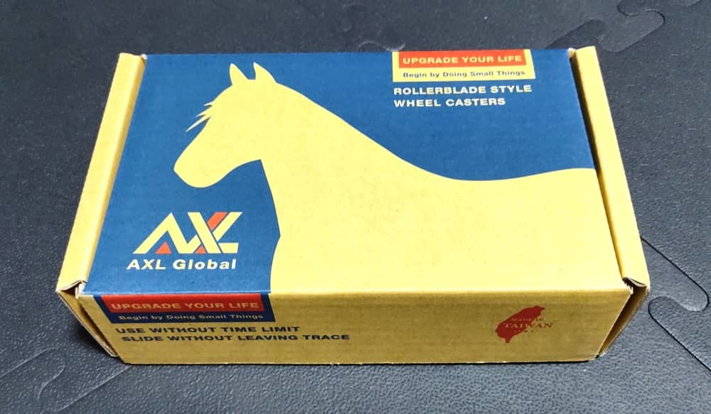 AXL Roller2インチキャスター