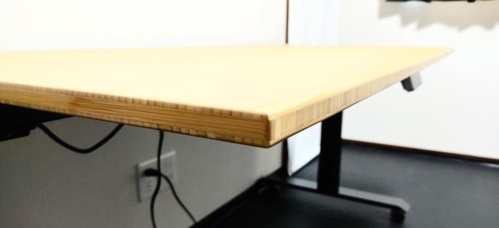FLEXISPOT天然竹天板