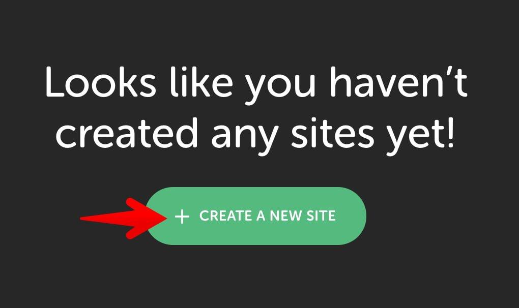 LOCALサイト追加